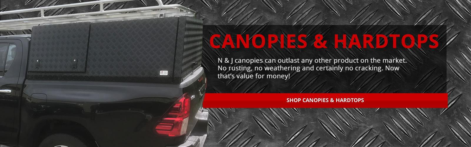 Canopies & Hardtops