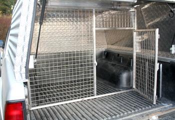 Canopy/Hardtop Dog Guard