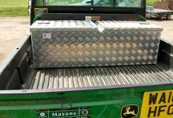 John Dere Utility Vehicle Tool/Storage Box