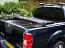 Black Soft Folding 4 x 4 Pickup Bed Tonneau Cover