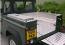 Land Rover 90 Samson Aluminium Load Liner