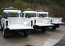 High Capacity 110 Land Rover, Samson Aluminium Load Liner