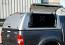 Carryboy Workman Hard Trucktop With Solid Rear Door In 040 White