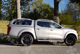 New Nissan Navara NP300 Leisure Trucktop By Carryboy