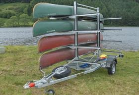 C8 Canoe/Kayak Tailer
