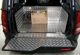 Land Rover Discovery Aluminium Tray