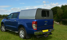 Agrican Canopy with Window for Ford Ranger