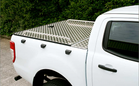 New Ford Ranger T6 Tonneau Cover