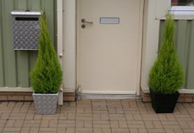 Aluminium Postage Box