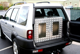 Dog Box to fit in Estate Cars