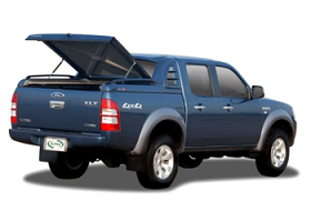 Alpha Fullbox, Sports Tonneau Cover