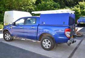 New Ford Ranger T6 Samson Storage Box