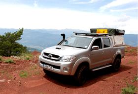 Toyota Overland Samson Canopy/Tent