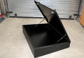 Roof Box for Land Rover