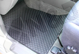 Mud Mats for the 4x4 Pickup (Tailored)