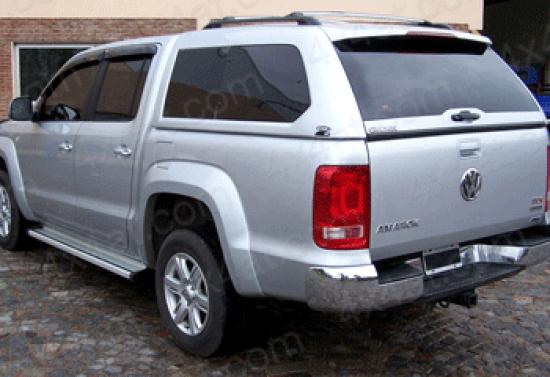 Alpha GSE Canopy/Hardtop Trucktop