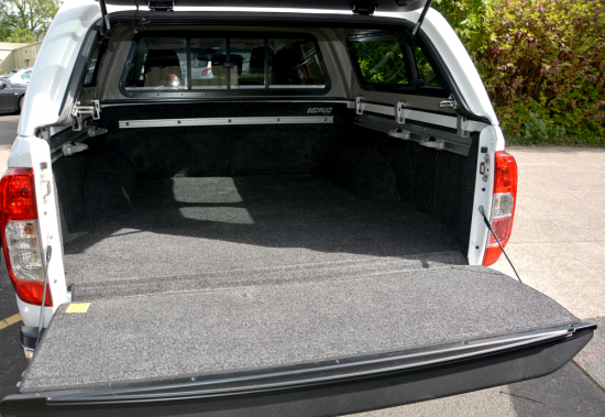 4x4 Pickup Bed Rug Lining