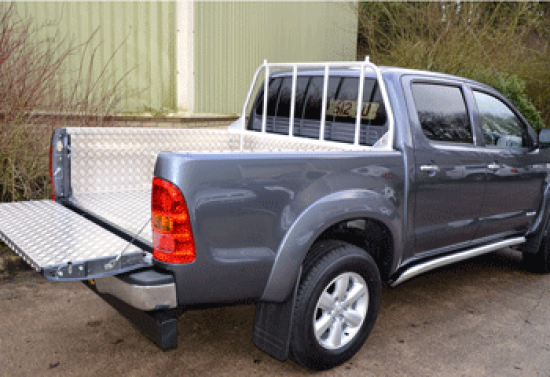 Ladder Rack Heavy Duty Aluminium Ladder Racks 4x4