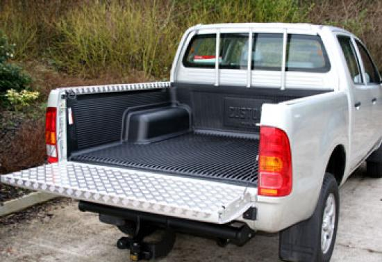 Plastic 4x4 Pickup Bed Lining
