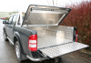 Samson Load Liner shown with a N & J Top Cover and Sports bar fitted to a Ford Ranger.