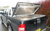 Ford Ranger Thunder with Samson Top Cover, Lining and Stainless Steel Single Hoop Sports Bar.