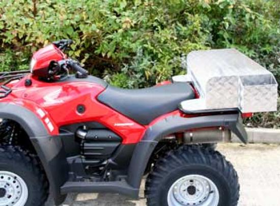 Aluminium Quad Bike Carrier Tray
