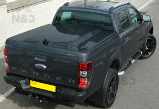 Aeroklas Moulded 4x4 pickup Tonneau Sports Lid