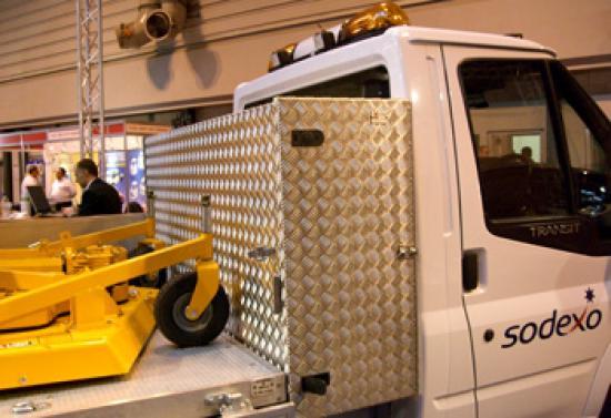 Lightweight Aluminium Bulkhead Locker Box
