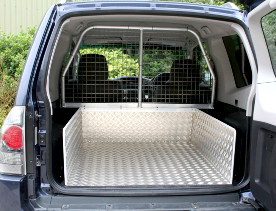 Aluminium Tray for Estate Cars