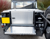 Land Rover 100 Triple Storage Boxes and Centre Cover.