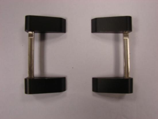 MOUNTAIN TOP COVER HINGE KIT INC PINS (ON BULKHEAD PLATE)