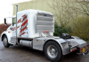 Tractor Unit Chassis Box