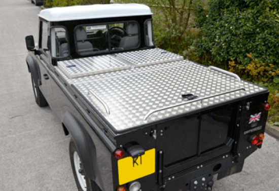 Land Rover Combination Box-Top