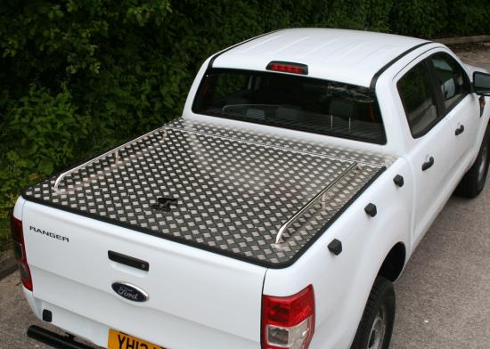 New Ford Ranger T6 Tonneau Cover