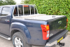 Ladder Rack fitted with a Box and Top Cover to this latest 2012 Isuzu Double Cab Pickup