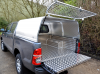Agri-Can With Locking Mesh Rear Door