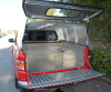 Agrican Fitted over a Samson Aluminium Load Liner to this Mitsubishi Series 5 Pickup.