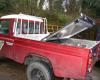 Land Rover Aluminium Ladder Rack