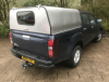 Isuzu Dmax fitted with the very popular Agrican Canopy