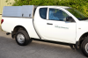 Mitsubishi L200 Single Cab Long Bed 4Work Canopy