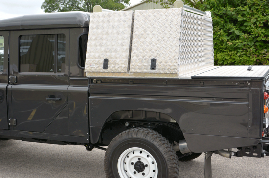 Land Rover 130 Cross Over Box and Top Cover
