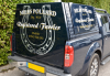 Colour Coded Farriers Mobile Workshops