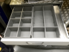 Tevo Drawer Unit with Segregation boxes fitted.