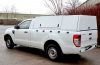 Samson Canopy fitted to a Ford Ranger Single Cab