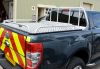 Ford Ranger Samson Hinged aluminium Top Cover