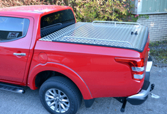 Series 5 Mitsubishi Samson Tonneau Cover