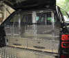 Ford Dog Cage and Central Divider with New N & J Drawers