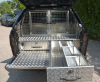New N & J Drawers fitted to a Ford Ranger Wildtrack Edition