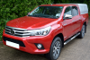New Toyota HILUX 2016-18 with a Agrican Canopy fitted.