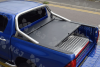 Toyota HIlux Revo 2016 fitted with a Stainless steel single hoop sports bar.
